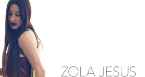 "Listen to Zola Jesus ""Go (Blank Sea)"" Remixed By Skin Town"