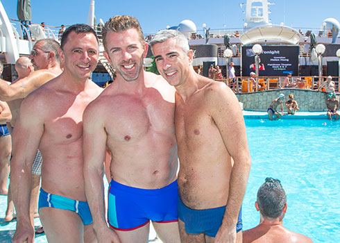 Gay Cruise Pictures 97