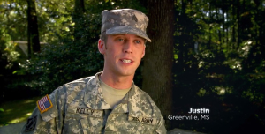 Billboard and Newly Released Ad Feature Gay Iraq Army War Veteran in LGBT Public Education Campaign