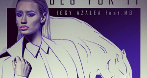 Iggy Azalea releases 'Beg For It ft. MØ' Lyric Video