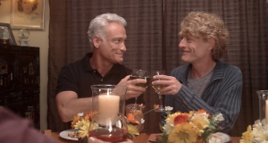 "Thanksgiving in WeHo in Old Dogs & New Tricks' ""Thanks But No Thanks"""