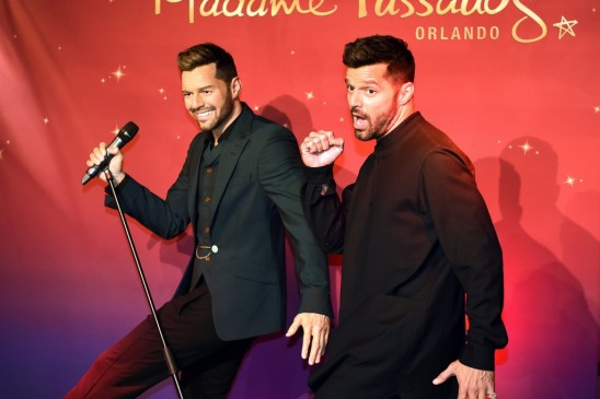 Ricky Martin immortalized in the Madame Tussaud Museum (2)