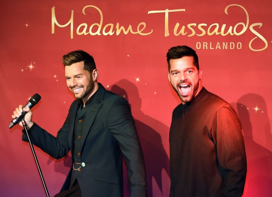 Ricky Martin immortalized in the Madame Tussaud Museum (3)
