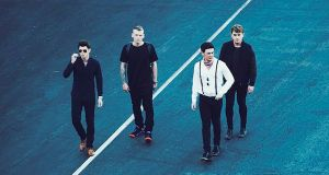 "British sensations Rixton have announced their next single will be ""Hotel Ceiling"