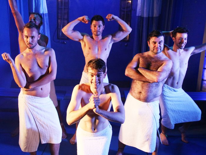 bathhouse cast