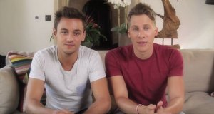 Here's your chance to go on a double with Tom Daley and Dustin Lance Black in London