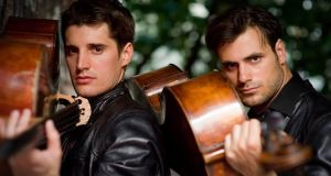 "2CELLOS release music video for ""Hysteria"" by Muse"
