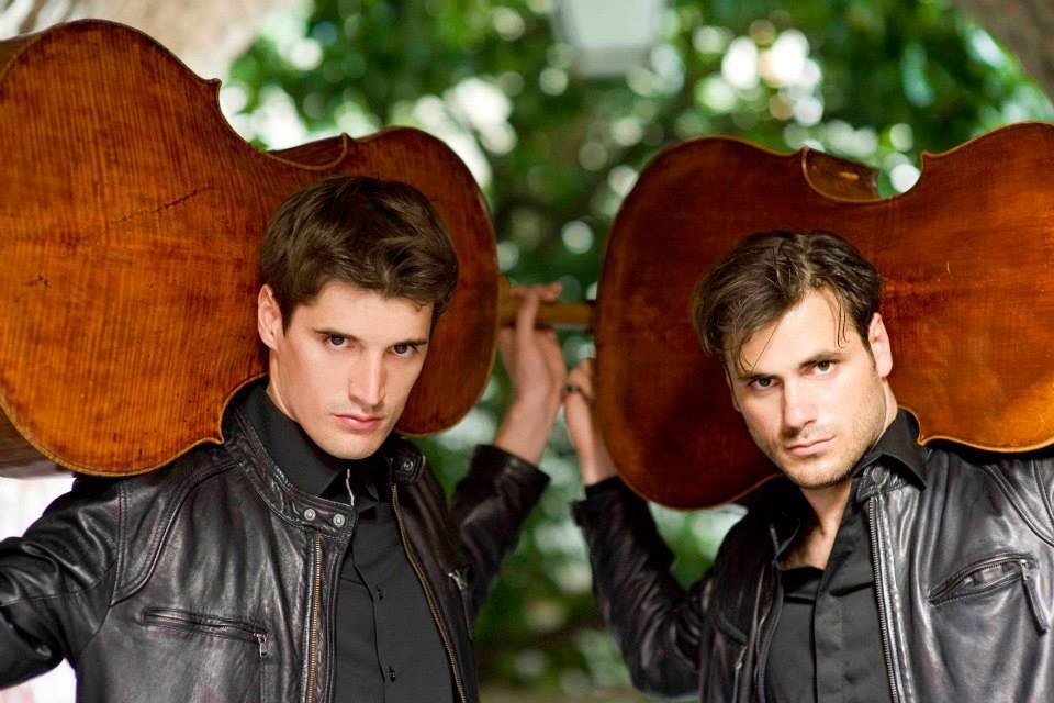 Two Cellos Tour Atlanta