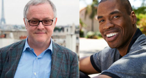 Producer Neal Baer & Athlete Jason Collins Support Point Foundation‏