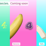 Brand New Series Cucumber, Banana, Tofu Coming soon to Channel 4, E4 & 4oD