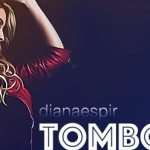 "Diana Espir premiered her music video for ""Tomboy"" feat. Nelly"