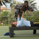 Will Ferrell and Kevin Hart star in GET HARD, in theaters March 27th!
