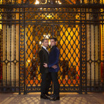 Lance Bass And Michael Turchin Tie The Knot