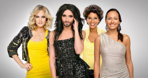 Mirjam Weichselbraun, Alice Tumler, Arabella Kiesbauer and Conchita Wurst to host Eurovision Song Contest 60th edition