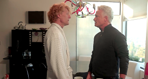 Old Dogs & New Tricks Wraps Up its Third Season with 'Homo for the Holidays'!