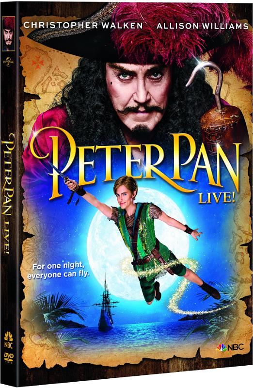 Universal Pictures Home Ent - Peter Pan Live