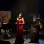 'Secret Love' a sentimental journey through the life and music of Doris Day starring acclaimed Jazz singer and West End actress Claudia Morris