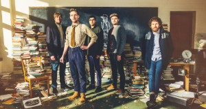 "Kaiser Chiefs Release New Single ""Falling Awake"" – North American Tour Dates Announced‏"