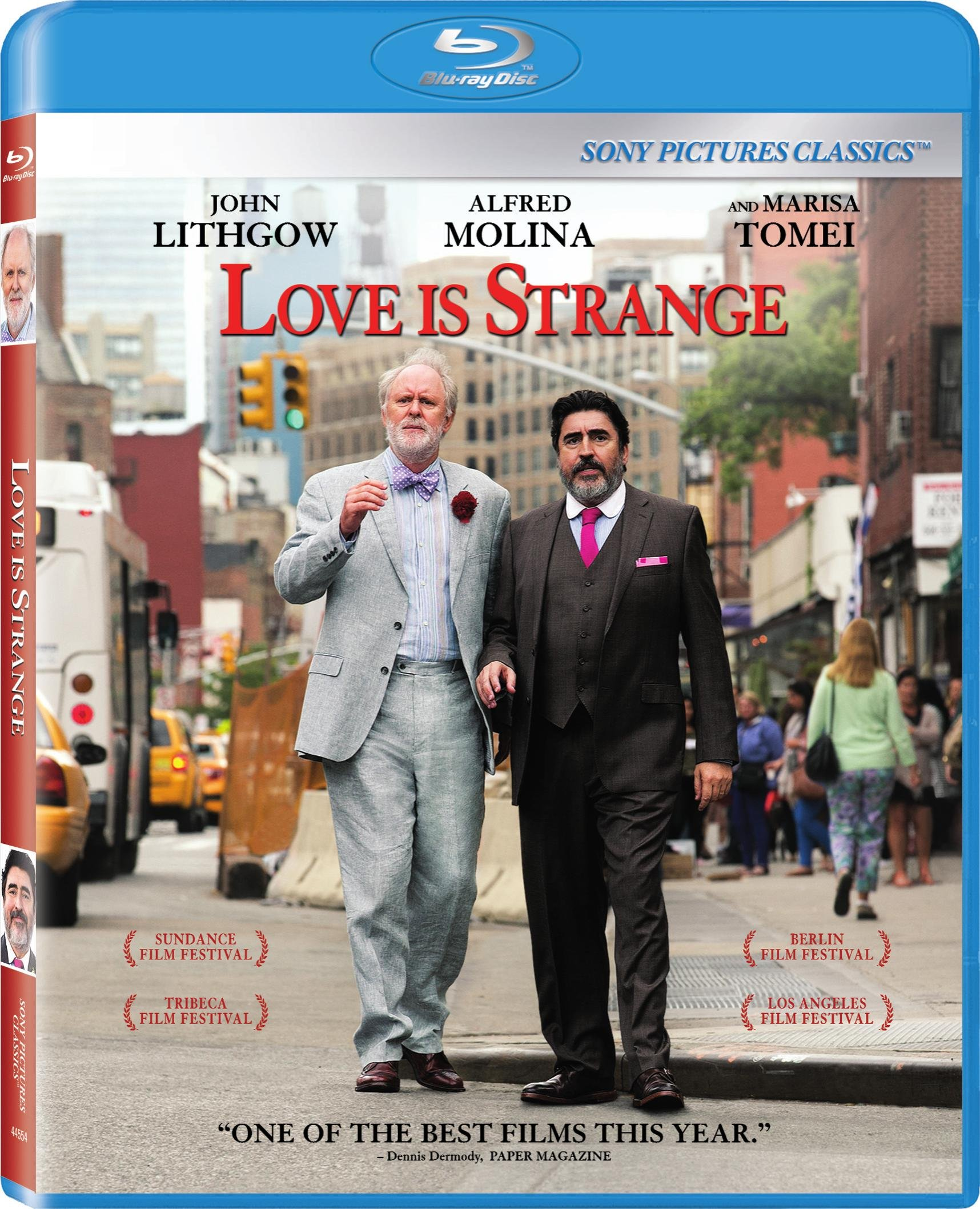 Love Is Strange BD