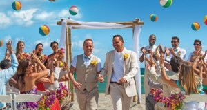 "Lance Bass to Serve as ""Love is Love"" Ambassador at Historic Beach Wedding of 100 LGBT and Straight Couples in Greater Fort Lauderdale"