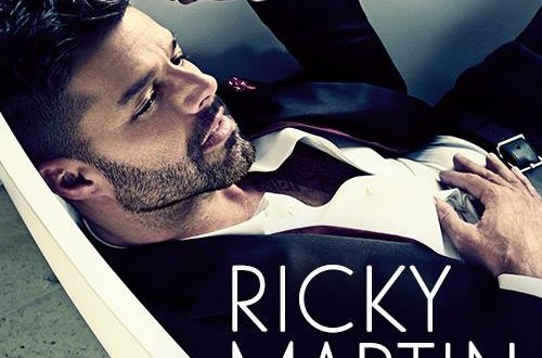 "Ricky Martin's ""A Quien Quiera Escuchar"" Is The # 1 Album In The Nation‏"