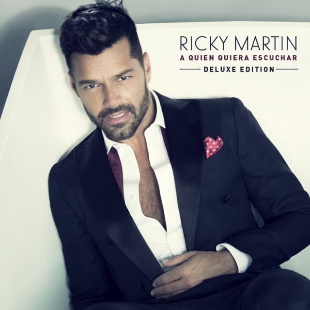 Ricky Martin cover deluxe