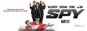 SPY debuts a new trailer – In theaters June 5th‏