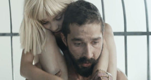 Sia shares BTS of 'Elastic Heart' video featuring Shia LaBeouf and Maddia Ziegler