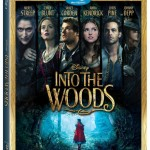 INTO THE WOODS arrives on Blu-ray Combo Pack, Digital HD and Disney Movies Anywhere (DMA) on March 24, 2015‏