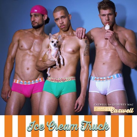 Ice Cream Truck Underwear