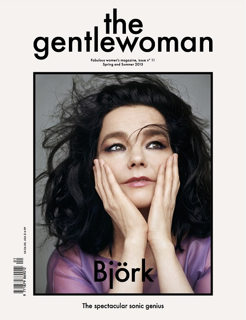 The Gentlewoman  Björk