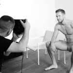 Emporio Armani releases it's new underwear campaign featuring Calvin Harris