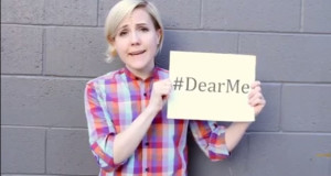 Openly Gay YouTuber Hannah Hart Has a Message to Her Younger Self‏