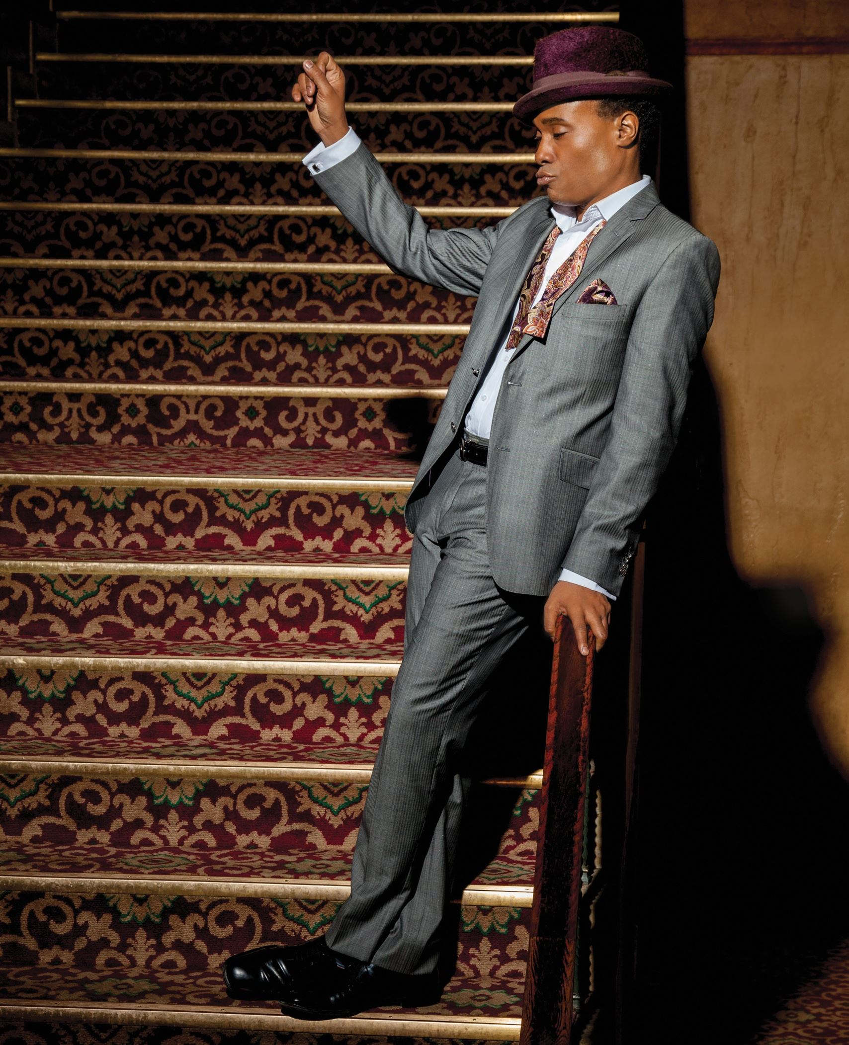 Billy Porter Broadway & Soul (1)