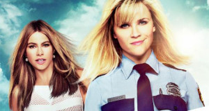 'Hot Pursuit' Poster Revealed starring Reese Witherspoon and Sofia Vergara