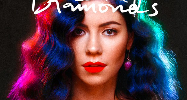 "Win ""Froot"" the new album from Marina And The Diamonds"
