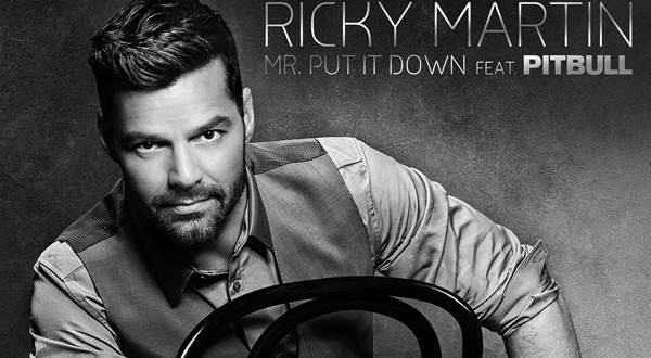"Watch Ricky Martin performing his new single ""Mr. Put It Down"" on American Idol"