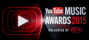 2015 YouTube Music Awards Launches Today