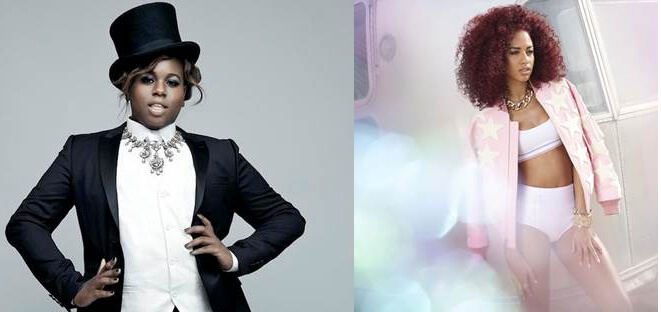ALEX NEWELL & NATALIE LA ROSE