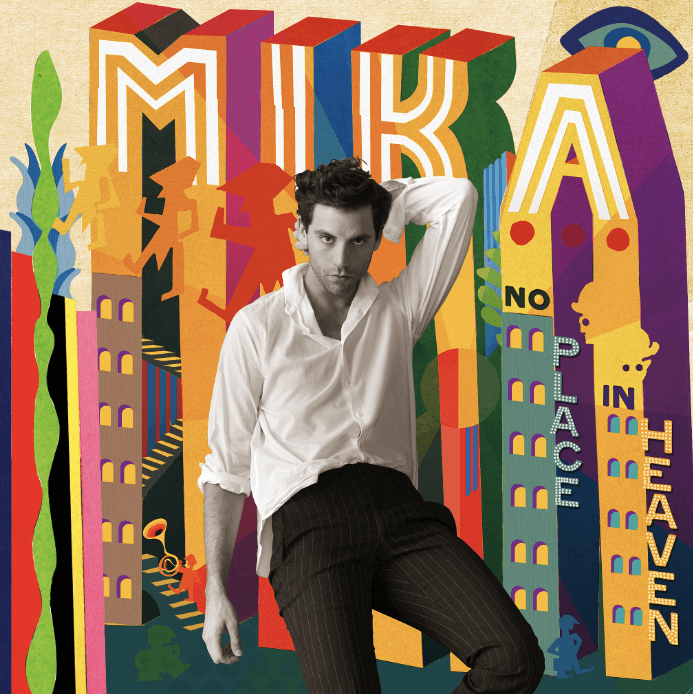 MIKA No Place In Heaven