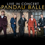 Win tickets to see Spandau Ballet LIVE in Toronto on April 27