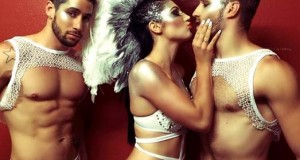 Check out Novel Live Performance at The White Party Palm Springs 2015‏