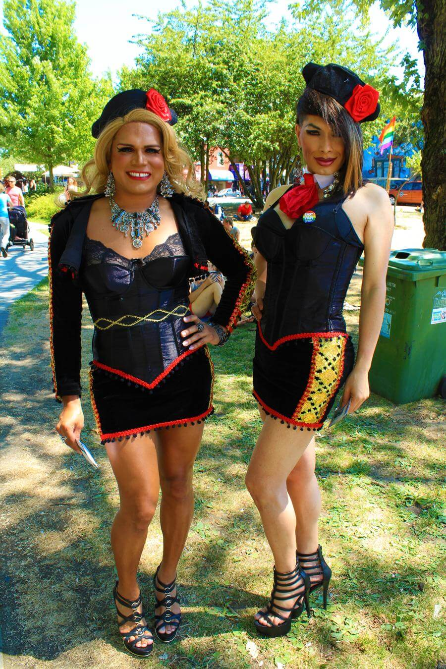 Vancouver East Side Pride 2015 (8)