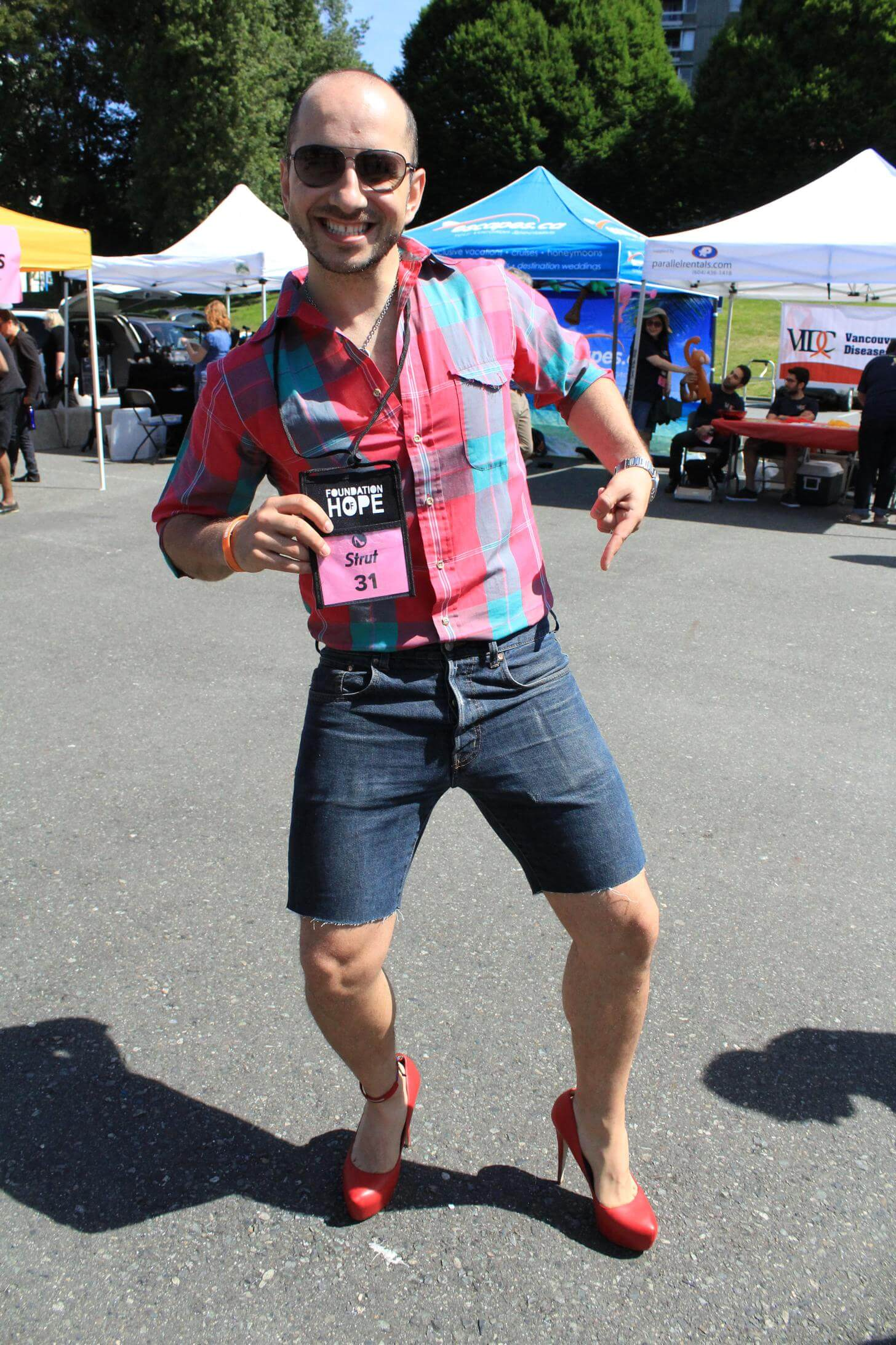 Vancouver Strut For Hope 2015 (6)