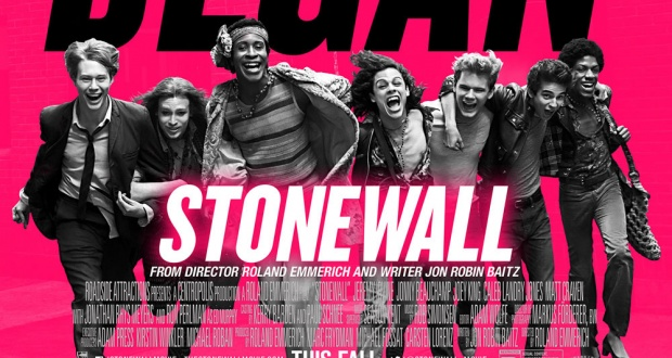 Win a <i>STONEWALL</i> prize pack!