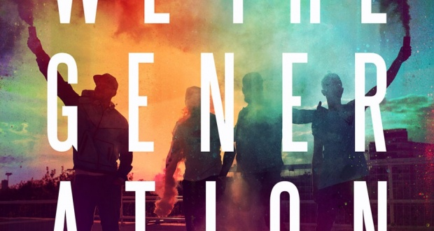 Win <i>We The Generation</i> from Rudimental!