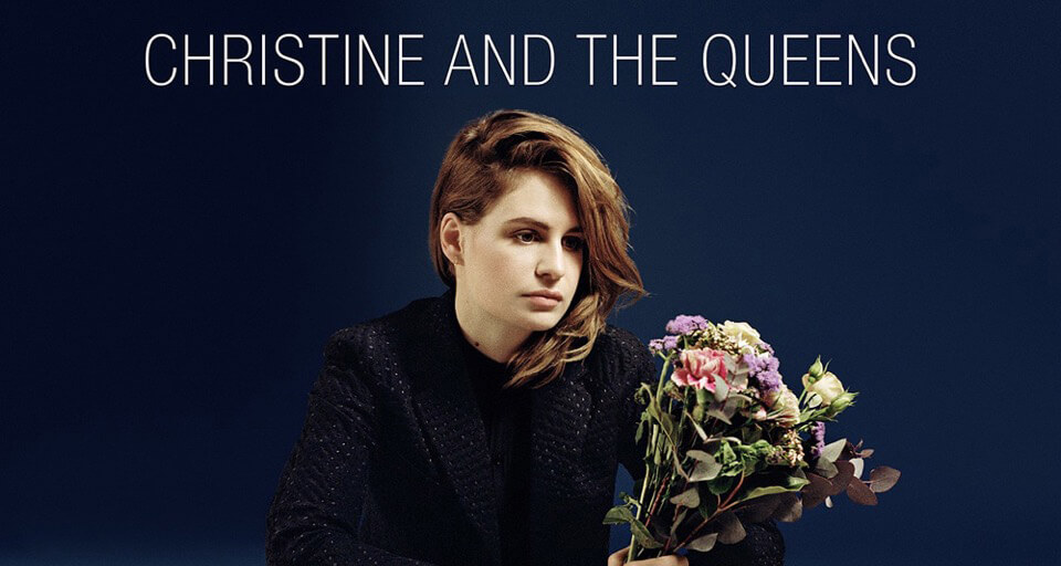 win a copy of christine and the queens self titled english debut album queer me up. Black Bedroom Furniture Sets. Home Design Ideas