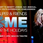 "Cyndi Lauper's True Colors Fund announces lineup for its 5th annual ""Home for the Holidays"" benefit concert"