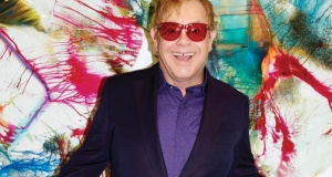 "Elton John releases video for ""Blue Wonderful"" – New album 'Wonderful Crazy Night' out February 5"