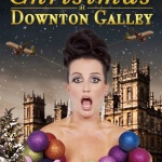 "Trolley Dolly Brings the Holly Jolly to NYC  In ""Pam Ann's Christmas In Downton Galley"""